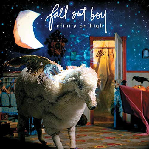 High Cd Album - Infinity On High
