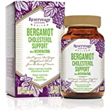 Reserveage - Bergamot Cholesterol Support with Resveratrol, a Heart-Healthy Formula, 30 capsule