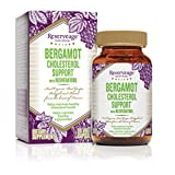 Reserveage - Bergamot Cholesterol Support with Resveratrol, a Heart-Healthy Formula, 30 vegetarian capsules