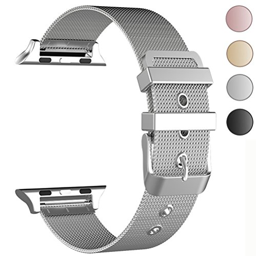 GEOTEL Stainless Milanese Adjustable Closure