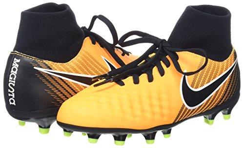 Onda Da Scarpe Calcio Fg Magista Arancione Ii Unisex Jr black Nike Orange volt Df Bambini – laser white YW0qwEq8