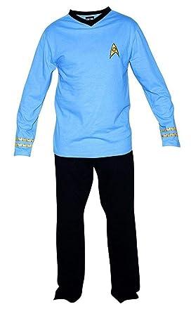 Star Trek The Original Series Science Spock Uniform Pijama ...