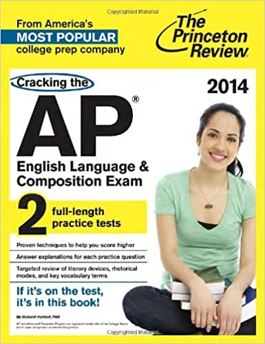 What are the three type of essays there are on the AP English Language Exam?