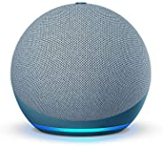 Nuevo Echo Dot (4ta Gen) - Bocina inteligente con Alexa - Azul
