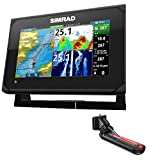 Simrad GO7 XSE Chartplotter/Fishfinder w/TotalScan Transom Mount Transducer Fish Finders And Other Electronics Simrad