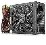 ATX Power Supply 1600w Mining Server Power Supply 1600w Gold PSU Mining 140mm Silent Fan With Mining Machine For 6 GPU Rig Ethereum Bitcoin Miner(160-240v)
