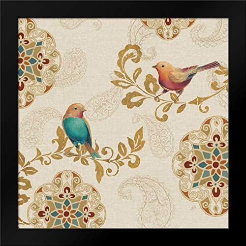 Bird Rainbow IIA Framed Art Print by Brissonnet, Daphne
