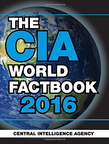 The CIA World Factbook 2016 (World Facts compare prices)