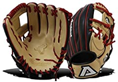 11.5 inch pattern, T-Web, Inverted thumb, open back and medium pocket designed for infielders. The ProSoft elite Series was born to meet the desire of players looking for the distinct advantage of a game-ready glove. Light and playable right ...