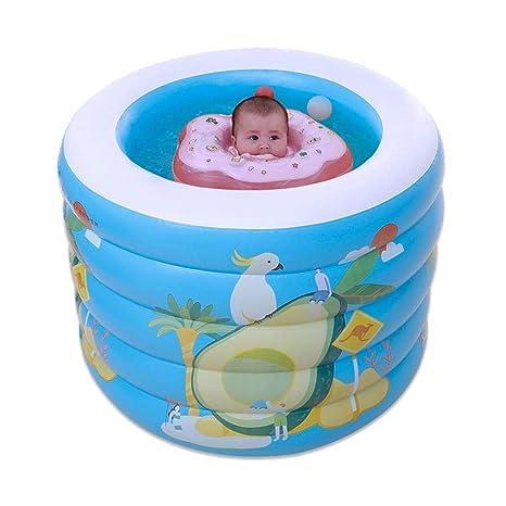Piscina de juguete inflable de agua para niños Inflable: Amazon.es ...