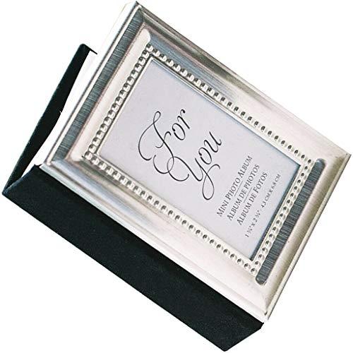 Photo Album Alloy Frame Perfect Gift Cover Photo Album Home Wedding Decor