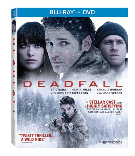 Blu-ray : Deadfall (AC-3, Dolby, Widescreen, )