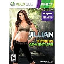 Jillian Michaels Fitness Adventure Kinect - Xbox 360 Standard Edition