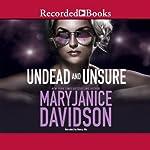 Undead and Unsure: Undead, Book 12 | MaryJanice Davidson