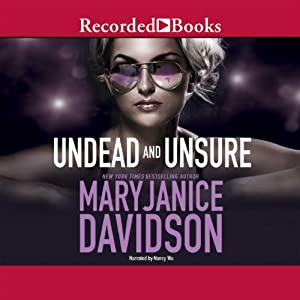 Undead and Unsure Audiobook