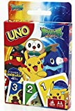 UNO Pokémon Sun & Moon Card Game