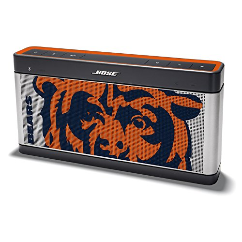 - Limited Edition SoundLink Bluetooth Speaker III - NFL Collection (Bears)
