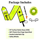 5ft Scuba Diving Surface Marker Buoy (SMB), Safety