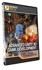 Learning Advanced Unity 3D Development - Training DVD