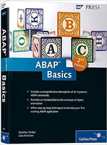 F&#228rber G., Kirchner J. - ABAP Basics [2010, PDF, ENG]