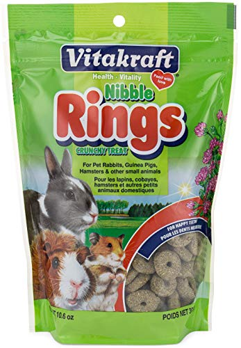 (Vitakraft Nibble Rings-10.6 oz)