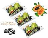 Brazilian Golden Papaya (Set of 6)
