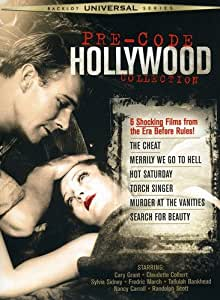 Pre-Code Hollywood Collection [Reino Unido] [DVD]: Amazon.es: Cine ...