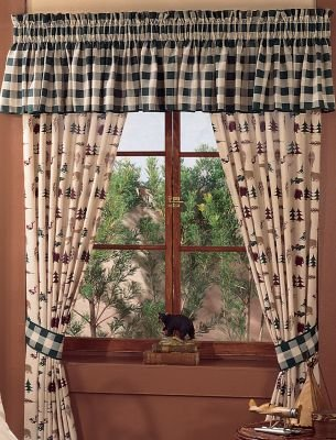 Northern Exposure Drapery (Northern Exposure Drape)