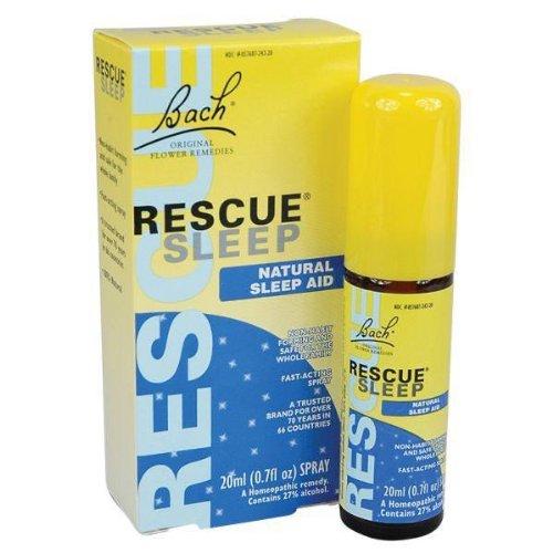 Bach Flower Remedies Rescue Sleep Natural Sleep Aid -- 0.7 fl oz