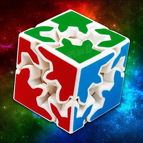 Jamieli Gear Shift Rotational Puzzle - Gear Shift Puzzle Cube