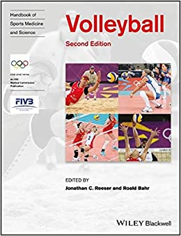 Handbook of Sports Medicine and Science: Volleyball (Olympic Handbook Of Sports Medicine)