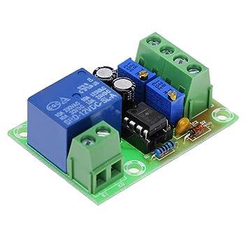 Panel control 12V Cargador inteligente Fuente alimentación ...