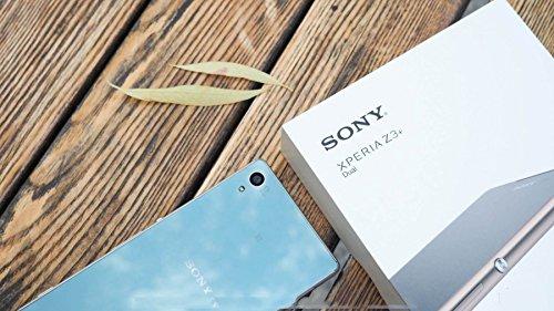Sony Xperia Z3 Plus E6533 32GB Aqua Green Dual Sim Unlocked International GSM Model - No Warranty