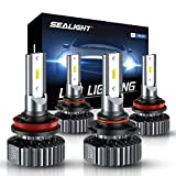 Led Headlight Bulbs Review and Comparison