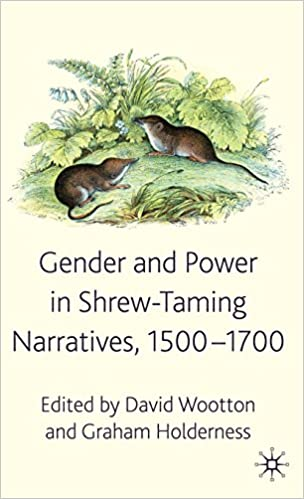 Gender and Power in Shrew-Taming Narratives, 1500-1700