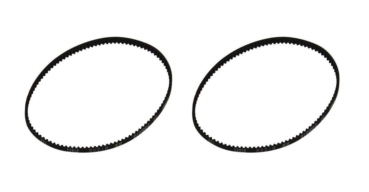 (Vacuum Parts) Replacement Belt for TurboCat Zoom - 2pk, FITS All Zoom, EX & PRO by VacuuMParts