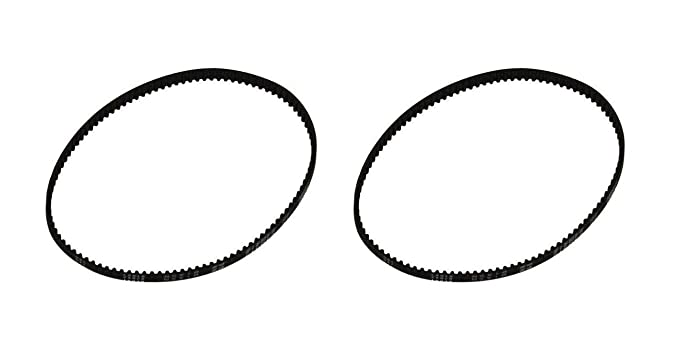 FITS ALL ZOOM REPLACEMENT BELT for TurboCat Zoom EX /& PRO 2pk