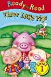 Ready To Read Level 1 Three Little Pigs