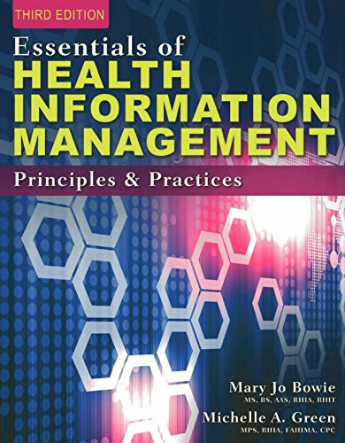 Essentials of Health Information Management: Principles and Practices Pdf