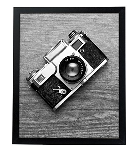 16x20 Picture Frame - Designed to Display Vertically or Horizontally on a Wall - 1