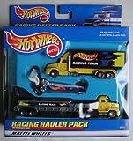 HOT WHEELS RACING HAULERS PACK #65612 WITH DRAG RACER
