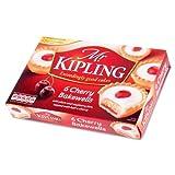 Mr Kipling Cherry Bakewells 6 Pack 150g
