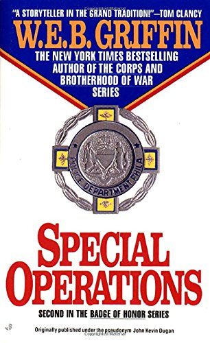 Special Operations (Badge Of - Philadelphia South Stores Street