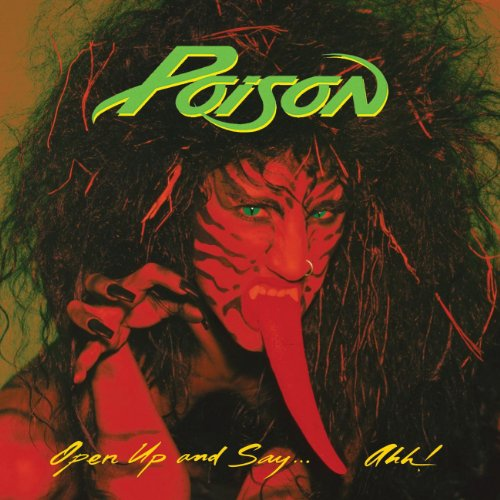 Poison - Open Up And Say... Ahh! [CDP 7 48493 2] - Zortam Music