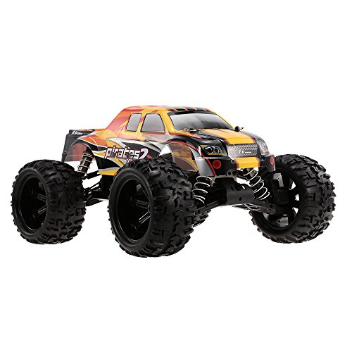 ZD Racing 9116 1/8 Scale 4WD Brushless Electric Monster Truck KIT Version