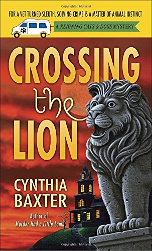 book cover of Crossing the Lion
