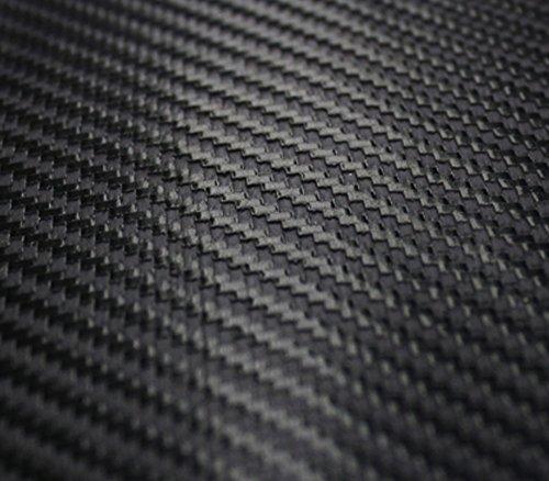 Vinyl Fabric Embossed CARBON FIBER Upholstery / 58