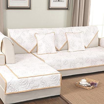Ghome Ideas funda para sofá la moderna minimalista Pastoral ...