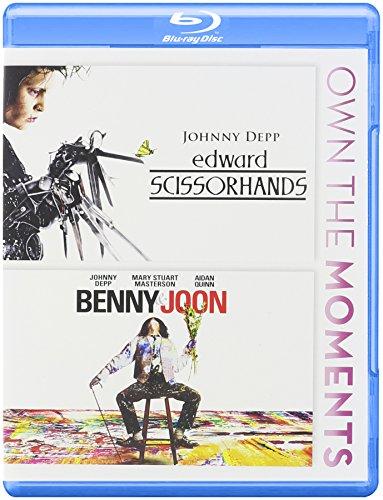Edward Sci+ Benny Bd Df-sac [Blu-ray]