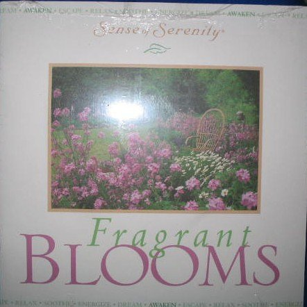 Fragrant Blooms (Sense of Serenity, Full Length Relaxation CD w/ Colored Guide!, Booklet 10)